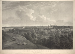 View of Cambridge